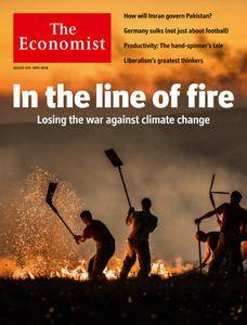 The Economist Middle East and Africa Edition – August 2018