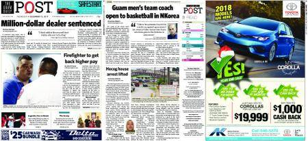 The Guam Daily Post – December 13, 2017