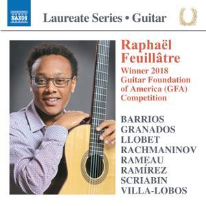 Raphaël Feuillâtre - Guitar Recital: Raphaël Feuillâtre (2019) [Official Digital Download 24/96]