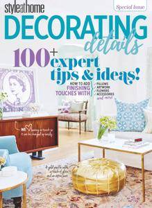 Style at Home Special Issue - October 2017