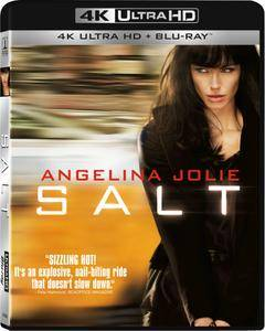 Salt (2010) [Theatrical Cut]