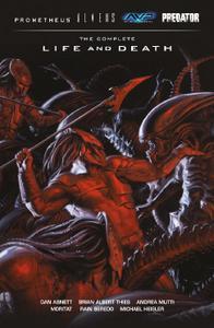 Dark Horse-Aliens Predator Prometheus Avp The Complete Life And Death 2019 Hybrid Comic eBook