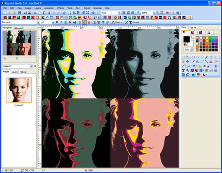 Pop Art Studio 5.3 Batch Edition