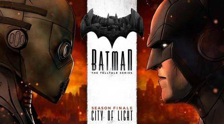 Batman: The Telltale Series - Episode 5 (2016)