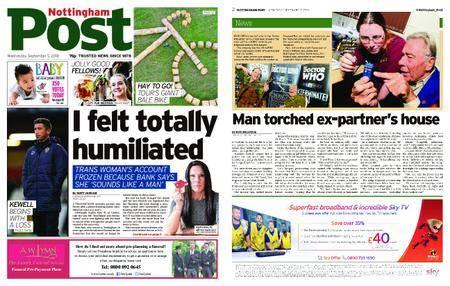 Nottingham Post – September 05, 2018