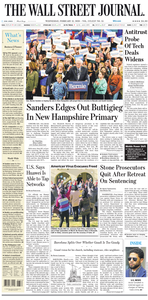 The Wall Street Journal – 12 February 2020