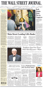 The Wall Street Journal – 17 July 2019