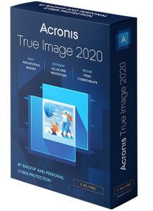 Acronis True Image 2020 Build 22510 Multilingual ISO