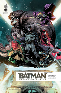 Batman Detective Comics - Tome 1 - La Colonie