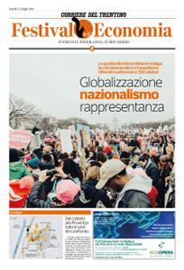 Corriere del Trentino – 27 maggio 2019