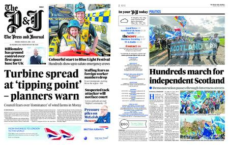 The Press and Journal Moray – March 25, 2019