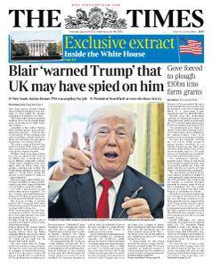 The Times - 4 January 2018