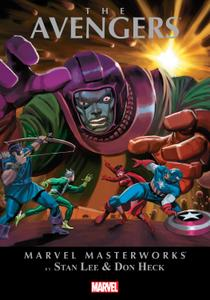 Marvel Masterworks-The Avengers v03 2011 Digital F2 Zone