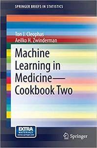 Machine Learning in Medicine - Cookbook Two (Repost)