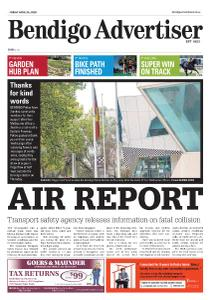 Bendigo Advertiser - April 24, 2020