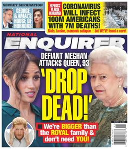 National Enquirer – March 16, 2020