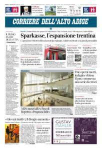 Corriere dell'Alto Adige - 14 Luglio 2018