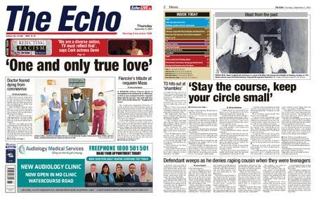 Evening Echo – September 03, 2020