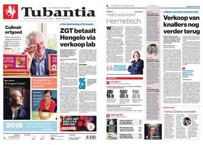 Tubantia - Enschede – 28 december 2018