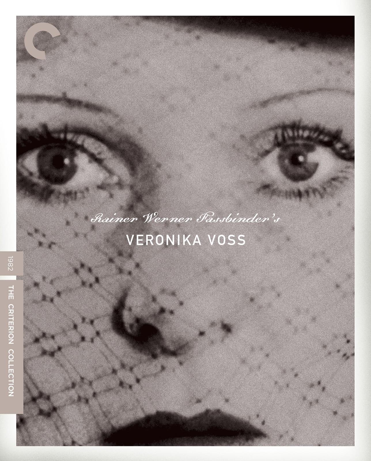 Veronika Voss / Die Sehnsucht der Veronika Voss (1982) [Criterion Collection]