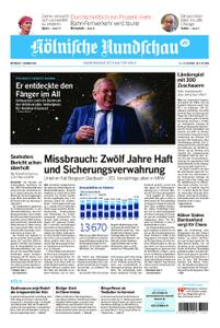Kölnische Rundschau Wipperfürth/Lindlar – 07. Oktober 2020