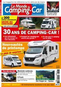 Le Monde du Camping-Car - avril 2018