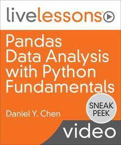 Pandas Data Analysis with Python Fundamentals
