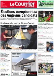 Le Courrier de l'Ouest Angers – 06 mai 2019