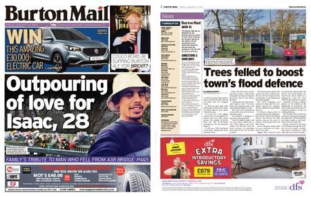 Burton Mail – January 24, 2020