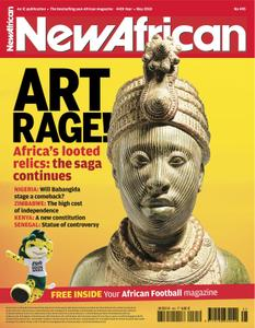 New African - May 2010