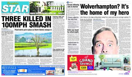 Shropshire Star North County Edition – February 15, 2020