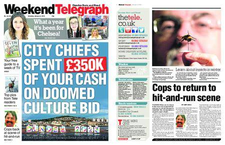 Evening Telegraph First Edition – January 06, 2018
