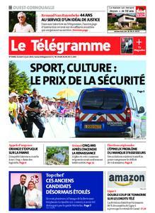 Le Télégramme Ouest Cornouaille – 12 juin 2021
