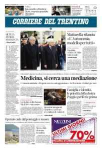 Corriere del Trentino - 24 Novembre 2019