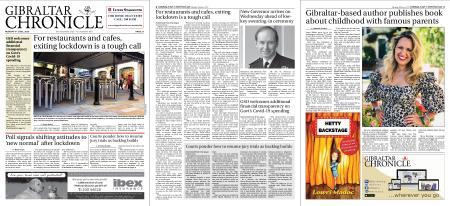 Gibraltar Chronicle – 08 June 2020