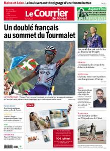 Le Courrier de l'Ouest Cholet – 21 juillet 2019