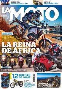 La Moto España - marzo 2020