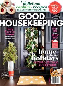 Good Housekeeping USA - December 2020