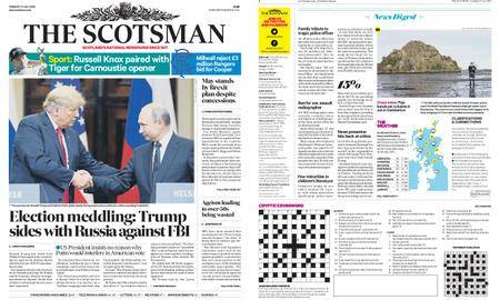 The Scotsman – July 17, 2018