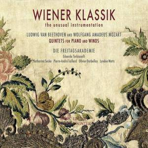 Die Freitagsakademie - Wiener Klassik: Beethoven And Mozart Quintets For Piano And Winds (2016)