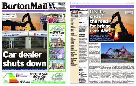 Burton Mail – October 02, 2018