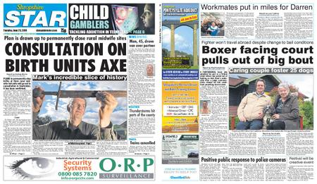 Shropshire Star Shrewsbury Edition – June 25, 2019