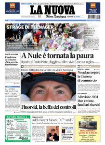 La Nuova Sardegna - 24 Maggio 2017