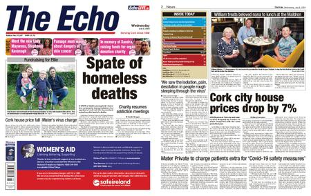 Evening Echo – July 08, 2020