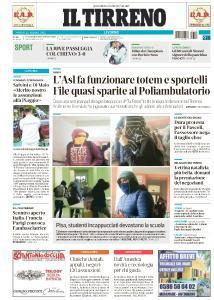 Il Tirreno Livorno - 22 Gennaio 2019