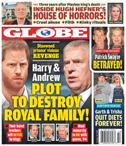 Globe – October 19, 2020