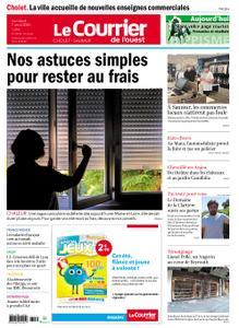 Le Courrier de l'Ouest Cholet – 07 août 2020
