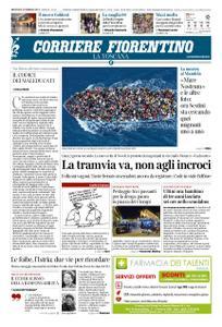 Corriere Fiorentino La Toscana – 13 febbraio 2019