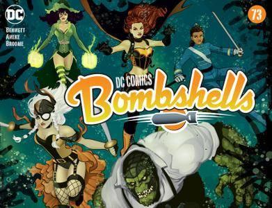 DC Comics - Bombshells 073 2017 Digital BlackManta-Empire