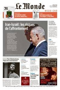 Le Monde du Samedi 12 Mai 2018